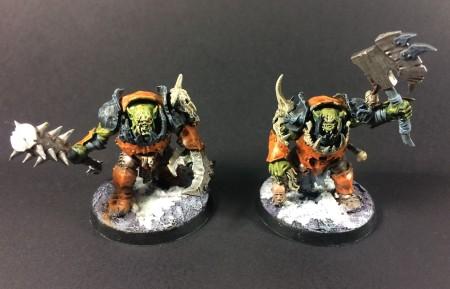 Ironjawz Brute Bosses