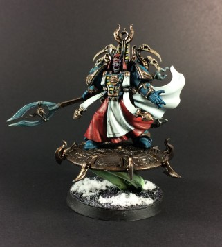 Thousand Sons Exalted Sorceror