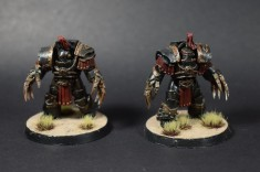 Justaerin Terminators