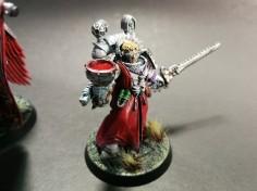 Sanguinary Priest