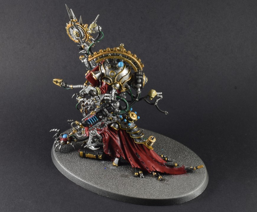 Belisarius Cawl Red Side