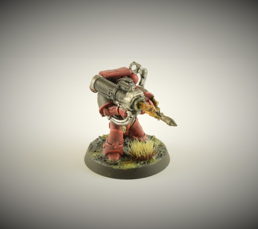 Blood Angels Devastator Missile