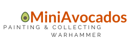 MiniAvocados Warhammer Blog Banner