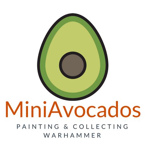 MiniAvocados Warhammer Blog Logo