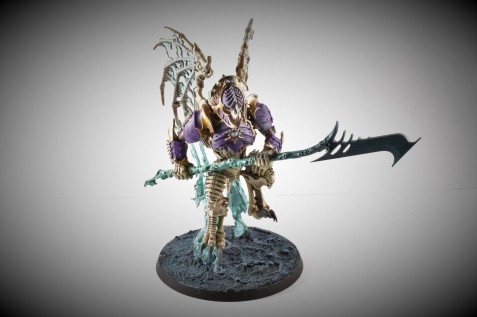 Morghast Archai Leaping