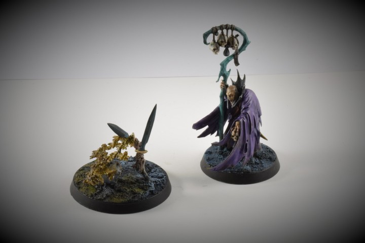 Necromancer vs Nurgle