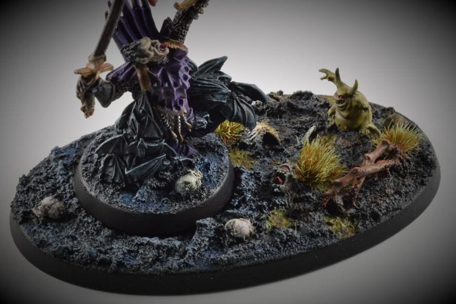 Vampire Lord vs Nurgling 1