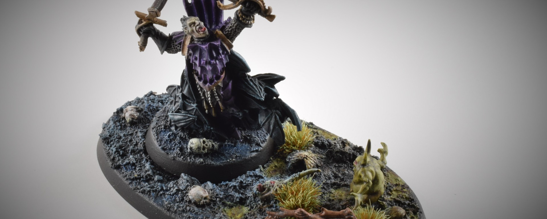 Vampire Lord vs Nurgling 2