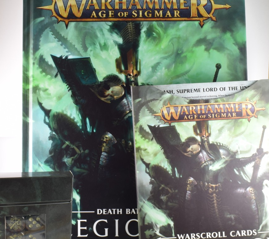Nagash Battletome
